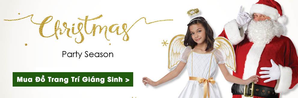 Phụ Kiện Trang Trí Giáng Sinh