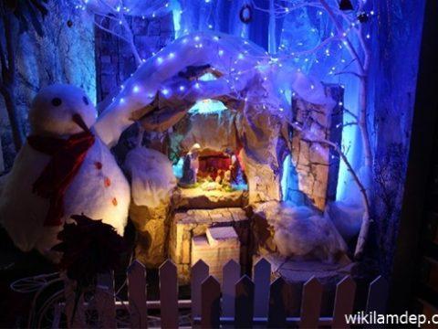 Hướng Dẫn Tự Làm Hang Đá Đẹp Lung Linh Đón Giáng Sinh