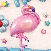 Bóng bay hình chim hồng hạc B175