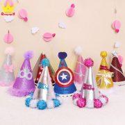 Mũ sinh nhật số 1 MSN05